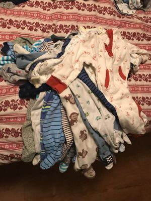Baby Boy Sleepers (6-9mo) for Sale in OCEAN BRZ PK, FL