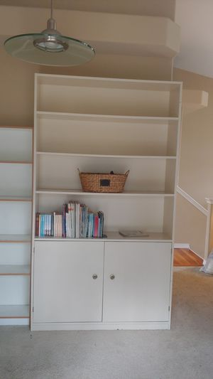 Solid Wood Bookcase for Sale in Seattle, WA