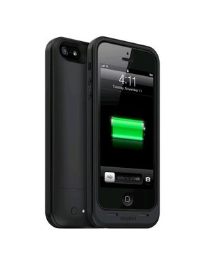 iPhone 5 Mophie Juice Pack Black Battery Case Apple iPhone 5 w mophie charger for Sale in Phoenix, AZ