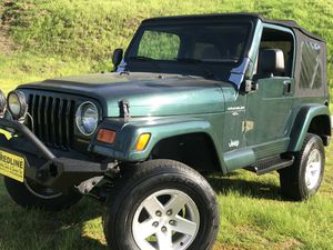 2000 Jeep Wrangler Sport 134K $6,499 for Sale in San Diego, CA