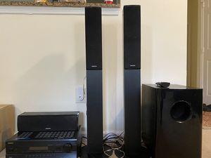 Onkyo Surround Sound System for Sale in Herndon, VA