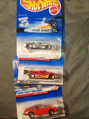 Hot Wheels Ferraris for Sale in Newburgh, IN