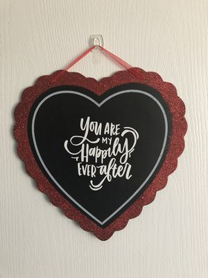 Handmade Valentines Day Decor for Sale in Shepherdstown, WV