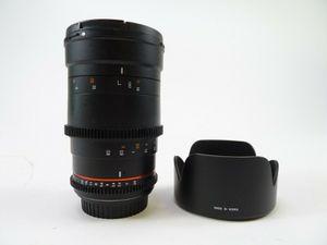 Rokinon 135mm T2.2 Cine DS Canon EF Mount for Sale in Garden Grove, CA