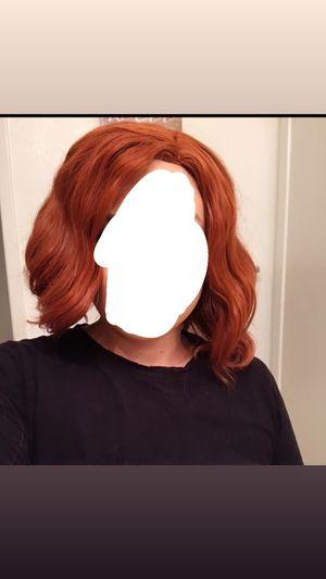 Orange wig for Sale in Moreno Valley, CA