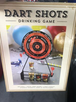 Dart shots for Sale in West Columbia, SC