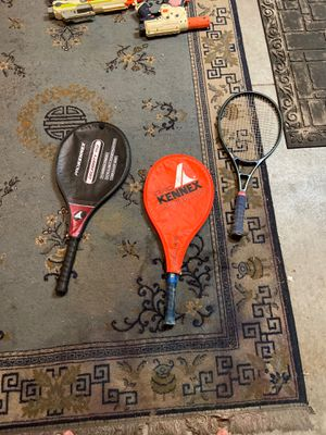 Tennis rackets for Sale in Winchester, CA