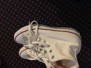White converse for Sale in Ewing Township, NJ