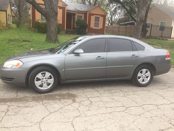 2007 Chevy impala $3,385 clean inside ! Good running motor! A/c and heat and more ..