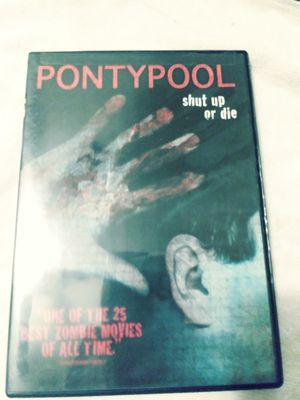 Pontypool DVD horror for Sale in Lakeport, CA
