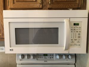 LG Microwave for Sale in Oak Brook, IL