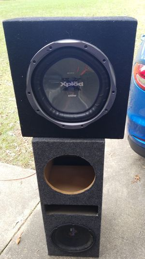 Subwoofers for Sale in Raeford, NC