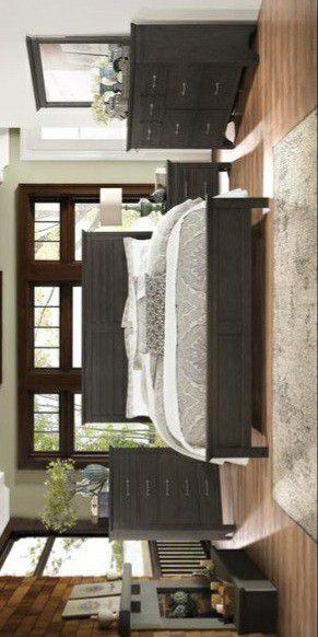 SPECIAL] Blaire Espresso Panel Bedroom Set for Sale in Pflugerville, TX
