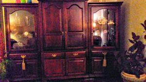 Solid Wood Wall Unit for Sale in Mobile, AL