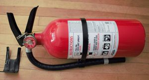 Kidde pro fire extinguisher for Sale in Arcadia, CA