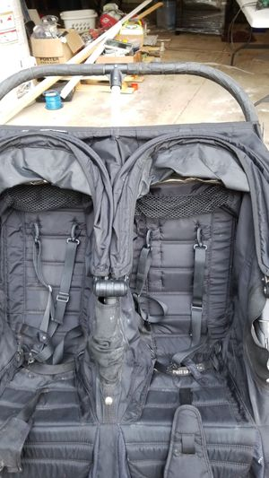 Baby jogger city mini double stroller for Sale in Roselle, IL