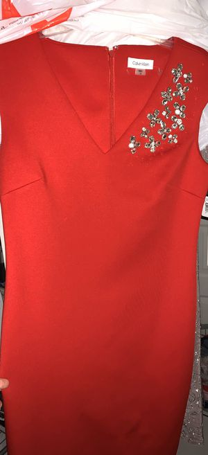 red dress for any occasion for Sale in Miami Gardens, FL