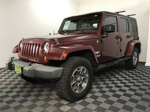 2008 Jeep Wrangler for Sale in Tacoma, WA