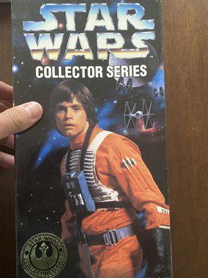 "Kenner Star Wars X-Wing Luke Skywalker 12"" Action Figure for Sale in Egg Harbor Township, NJ"