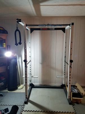 Squat rack for Sale in Fairfax, VA