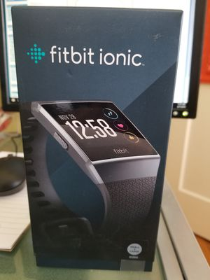 Fitbit Ionic for Sale in San Francisco, CA