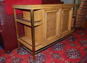 MCM bar cart Contempora by J.L. Metz for Sale in Phelps, WI