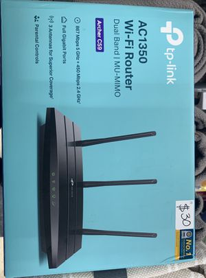 WiFi Router for Sale in Houston, TX