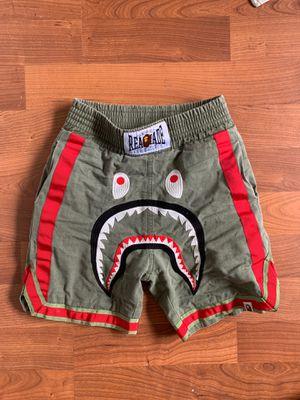 Bape shorts size medium for Sale in Miami, FL