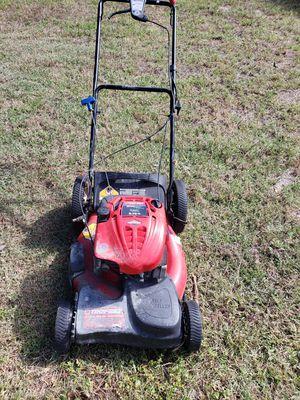 Troy-Bilt self propelled lawn mower for Sale in Tampa, FL
