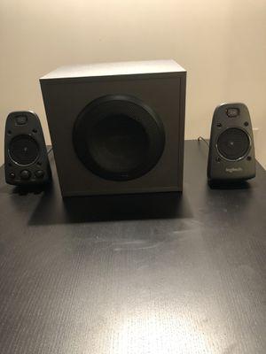 Logitech Z625 computer speakers for Sale in Rockville, MD