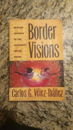 Border Visions by Carlos Vélez for Sale in US