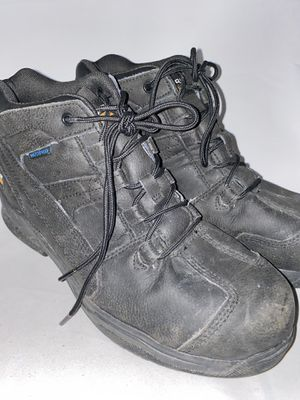 Men Preowned Ariat Black Work Boot Softtoe Size 12ee for Sale in Chula Vista, CA