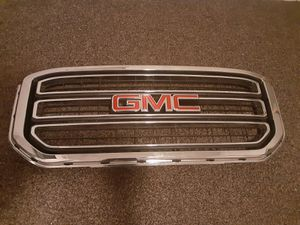 2015, 2016, 2017, 2018 GMC YUKON XL Denali FRONT CHROME GRILLE with emblem for Sale in Dallas, TX