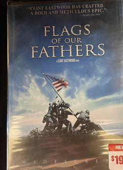 Flags Of Our Fathers DVD for Sale in Riverside,  CA