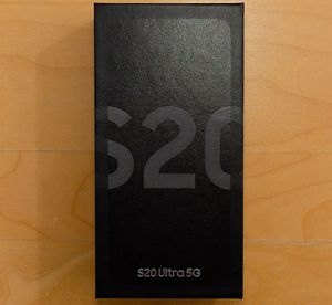 S20 ultra unlocked for Sale in Spring Hill, FL