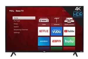"TCL 40"" 1080p Smart LED Roku TV (40S325) for Sale in Columbus, OH"