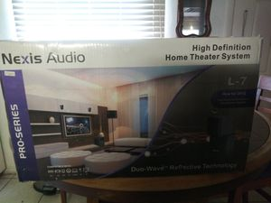 Surround sound home theatre system for Sale in Phoenix, AZ