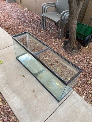 55 gallon fish tank for Sale in Glendale, AZ