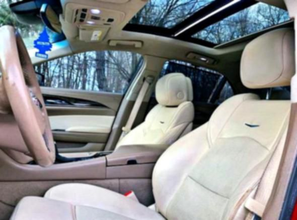 2O13 Cadillac CTS 2.0 TURBO AUTOMATIC PARK ( Vehicle parks itself)