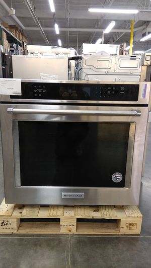 Kitchen Aid Stainless Steel Oven for Sale in Ontario, CA