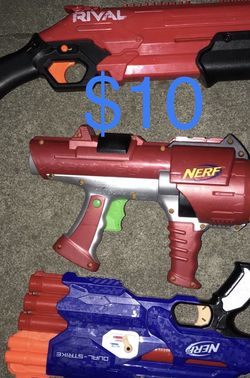 3 Nerf Gun for Sale in Campbell,  CA