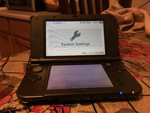 Nintendo 3DS XL-Solid State Gray(MISSING STYLUS) for Sale in Las Vegas, NV