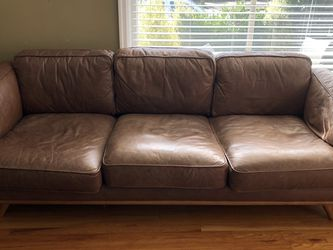 Article Leather Couch for Sale in Portland,  OR