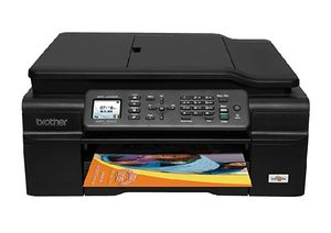 """Brother (Model MFC-J450DW) """"Wireless"""" with Scanner, Copier and Fax Inkjet Printer for Sale in Nicholasville, KY"""