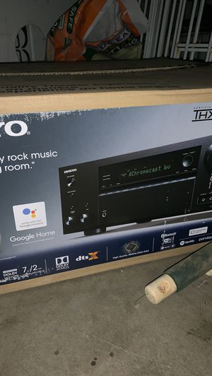onkyo ht s6200 theater system *wrong box for Sale in HUNTINGTN BCH, CA