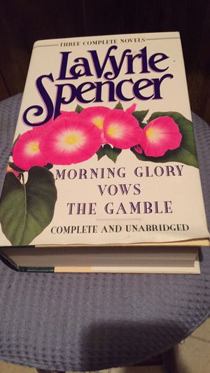 3 novels in one Hardback new condition for Sale in Pineville, LA