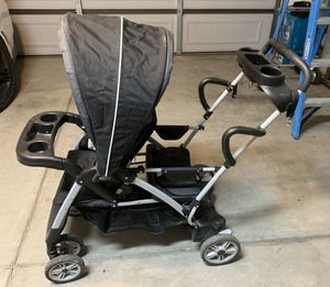 Double Graco Stroller for Sale in Fresno, CA