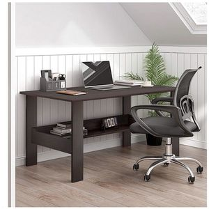 New Computer Desk for Small Space for Home Office,Wooden Simple PC Laptop Notebook Study Writing Table with Bookcase,Dinner Table,Gaming Desk for Bedr for Sale in Yorba Linda, CA