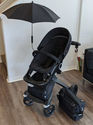 Stokke® Xplory BLACK + accessories, GREAT CONDITION for Sale in Monterey Park, CA