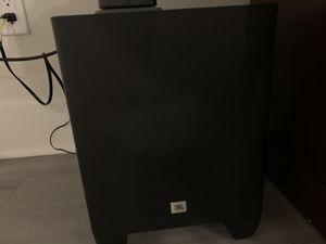 Jbl speaker/subwoofer for Sale in Redmond, OR